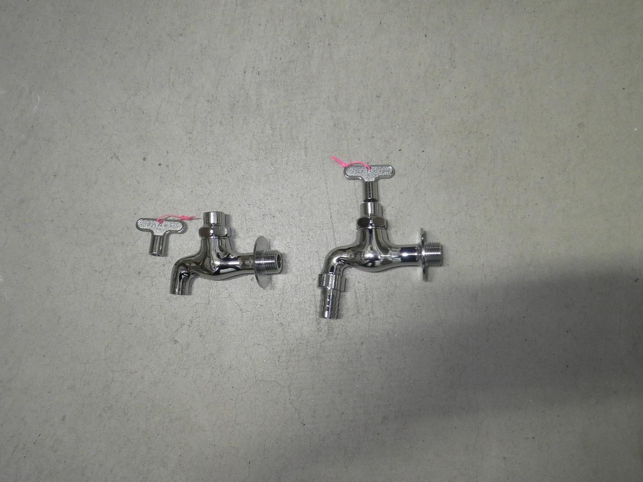 共用横水栓 共用カップリング水栓